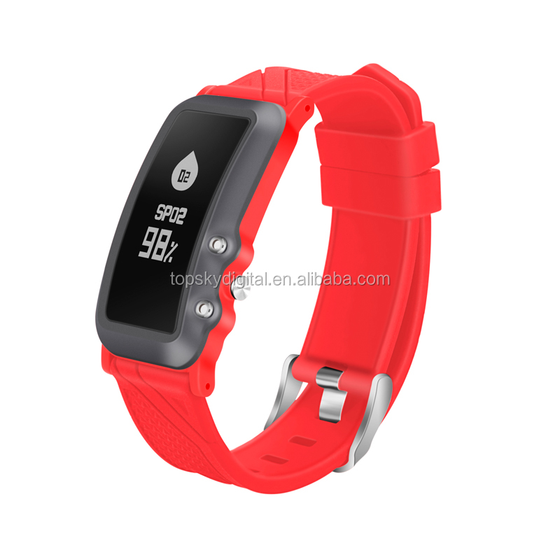 DB08 Smart Band IP68 waterproof Smart Wristband with Blood pressure oxygen Heart rate tracker Pedometer Fitness Bracelet
