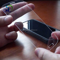 Top selling clear tempered glass screen protector