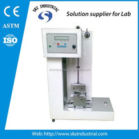Digital Plastic izod impact testing machine/equipment ISO180