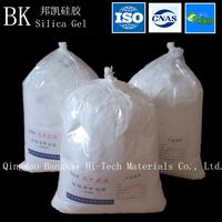 High Polymer Material Chemical Structure Column Chromotography Reagent Grade Silica Gel 60