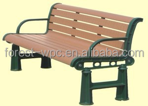 folding wood bench wpc bench with roof composite folding wood bench