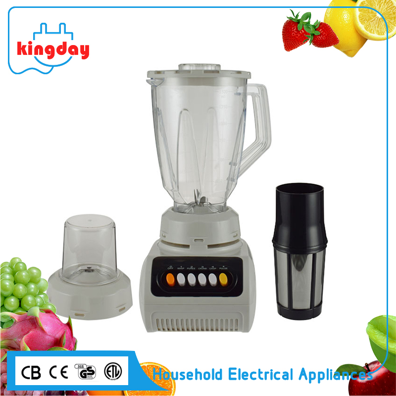 2017 R&D low cost high quality convenient operating superhuman 6 buttons 3 in 1 electric juicer small blender baby food chopper