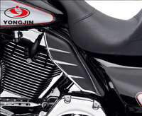 Mid-Frame motorcycle trim air deflector motorcycle spare parts For Harley Davidson