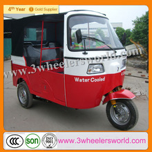 Chongqing Kingway Brand 2014 New Design Gasoline Engine Type Scooters Three Wheeler India Bajaj Auto Rickshaw for Sale