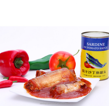 Good taste canned SARDINES IN TOMATO SAUCE