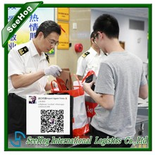 freight forwarding agent guangzhou import ingredient free tax