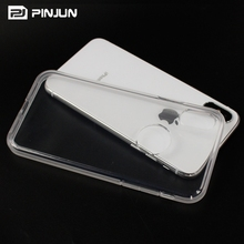 High quality eco-friendly tpu material crystal clear cover case for iphone 6/7/8/x,tpu anti-fingerprint for iphone case