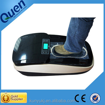 machine shoe