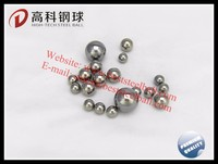 14.288mm high precision SUJ2 AISI52100 chrome solid steel sphere for grinding good price G100