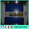 South Africa and Swaziland Factory aluminum Industrial door