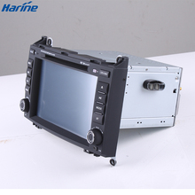 CAN control Screen Touch Digital Car DVD Player with GPS