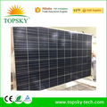 $0.27/W Top brand high quality Double-glass 255W 260W 265W poly solar panels pv solar panels solar module
