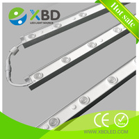 CE/ROHS high power 24V waterproof Osram or Epistar SMD LED Light bar edgelight module for single and double-sided illumination