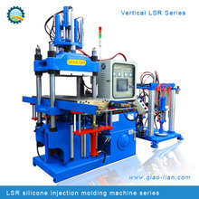 LSR wristband / silicone wristband making machine / silicone bracelet making machine