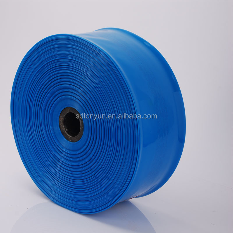 PE lay flat hose / PE layflat hose for irrigation system