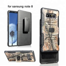 OEM Camouflage case holster combo for Samsung Galaxy S9 S10 note 9 note <strong>10</strong> belt clip shell case for iPhone 11