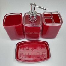 Hot Selling Professional Bathroom Set China,Bathroom Accessory Set,Plastic Bathroom Set