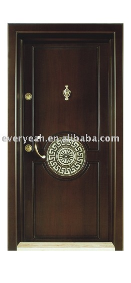 turkish armored door with luxury style