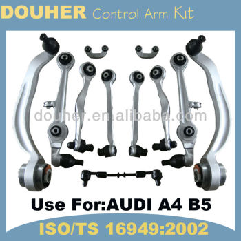 Gold Supplier Auto Spare Part Track Control Arm KitUse For Audi A4 B5 OEM 8D0 498 998 S1