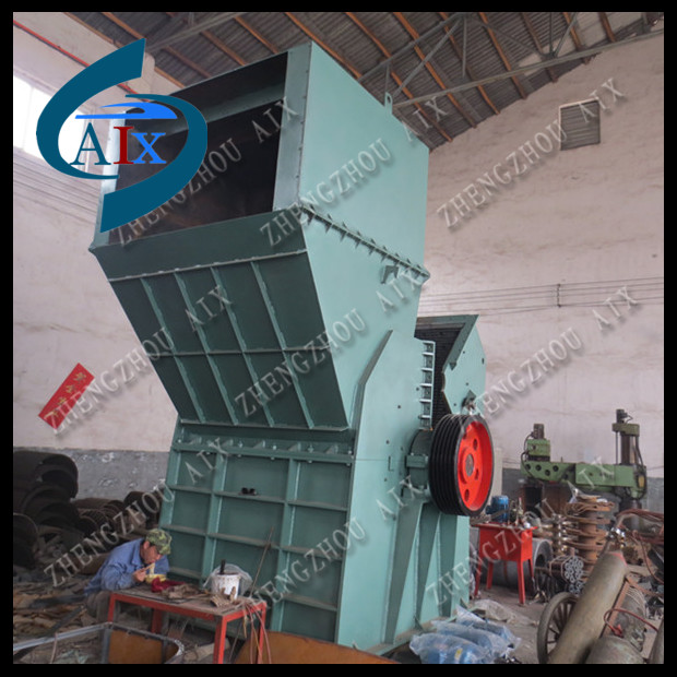 metal crushing machine aluminium can crushing machine