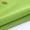 bikini fabric polyester breathable mesh fabric for lining and basketball