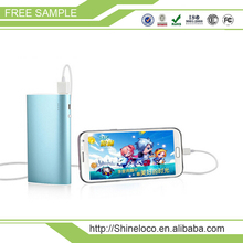 Portable New Mobile Power Bank 13000mah
