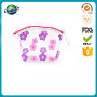 Dongguan ASP customized pvc bag cosmetic bag makeup kit