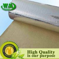 Single Side Aliminum Foil Woven Fabric