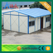 Real estate safe and durable K shape prefab house made in south China