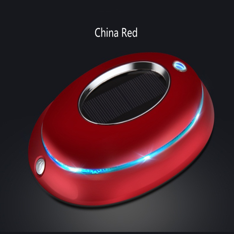High quality Car Air Purifier Ozone air purifier /Air Fresheners cigarette smoke absorber