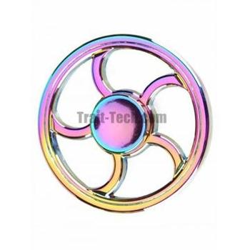 Wheel Fingertip Spinning Top Finger Gyro Focus Toy Stress Reliever