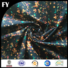 Custom digitally cotton poplin printed fabric