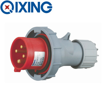 QIXING Economic Type Waterproof plug for industrial application