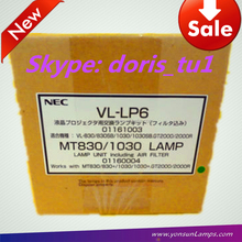 GENUINE Projector Lamp VL-LP6 for NEC MT830 / MT1030 / GT2000