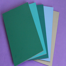20 years warranty seven aluminum composite panel specifications 1220*2440mm acp