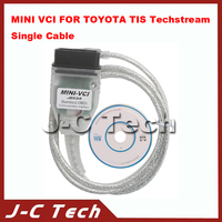 MINI for VCI FOR TOYOTA TIS Techstream V10.10.018 Single Cable Support for Toyota TIS OEM Diagnostic Software