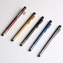 Hot popular aluminum anodized pen with customizing logo