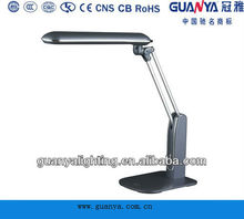2013 Modern Eye Protection Touch Led Desk Lamp,Desk Light ,Table Light With Four Color changing ,Dimmer