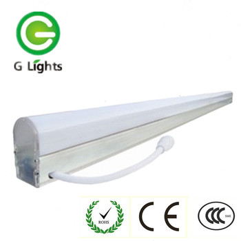 2016 high quality new design best price tube waterproof led tube light