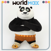 Plush Panda Toy Doll