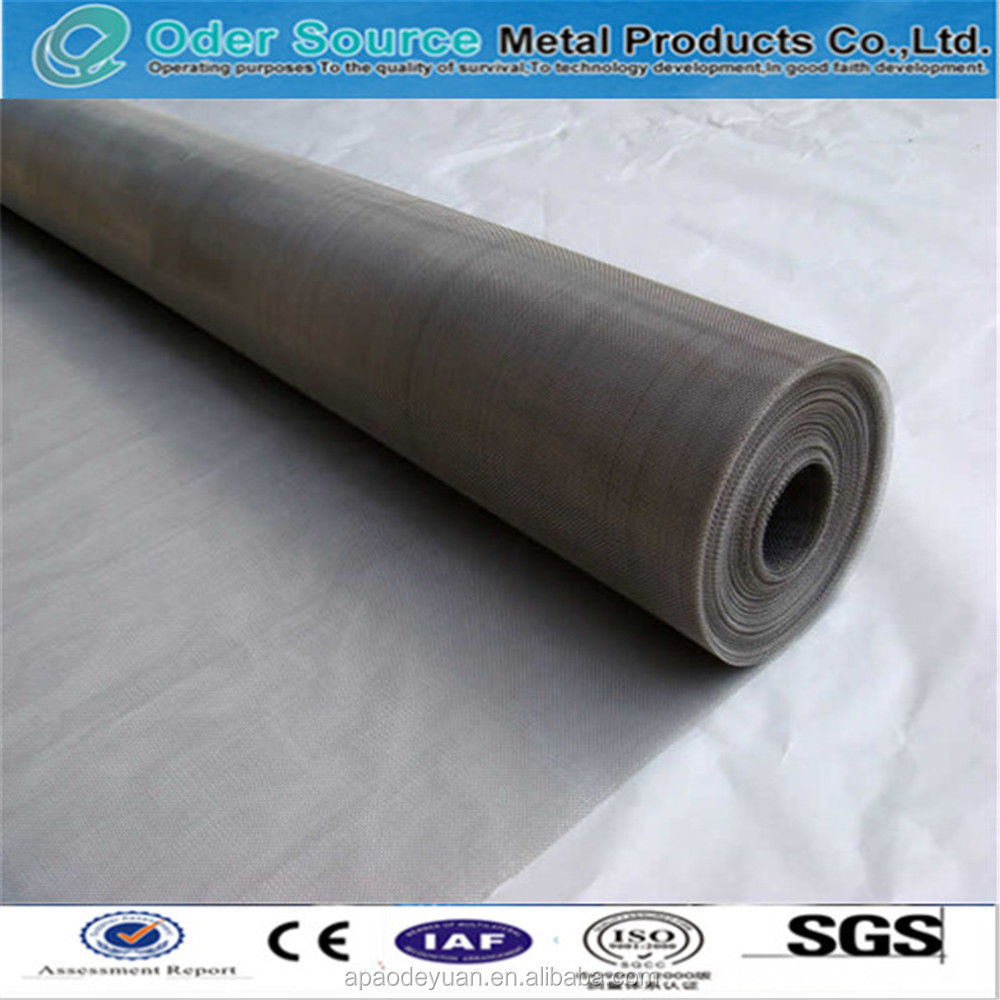 Competitive price stainless steel fine mesh screen / weave wire mesh
