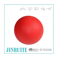 Nutural Rubber lacrosse ball Lacrosse massage ball