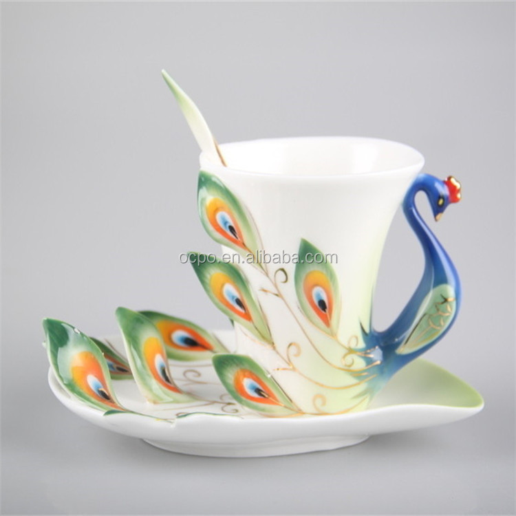 Homeart English afternoon tea wholesale spot Bone china cups