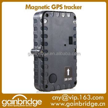 battery powered gps of tracker for mobile assets tracking
