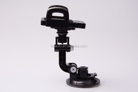360 degree rotating adjustable windshield mount universal car holder fit for all mobile phone and GPS