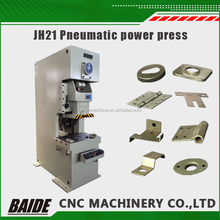 Factory Sale High Precision Wide Application Jh21-25 punch power crank press machine 160 ton power press for sale,cheap price