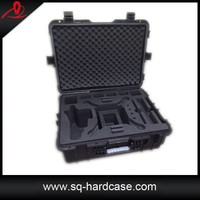 Plastic hard case for magnetic drilling machines