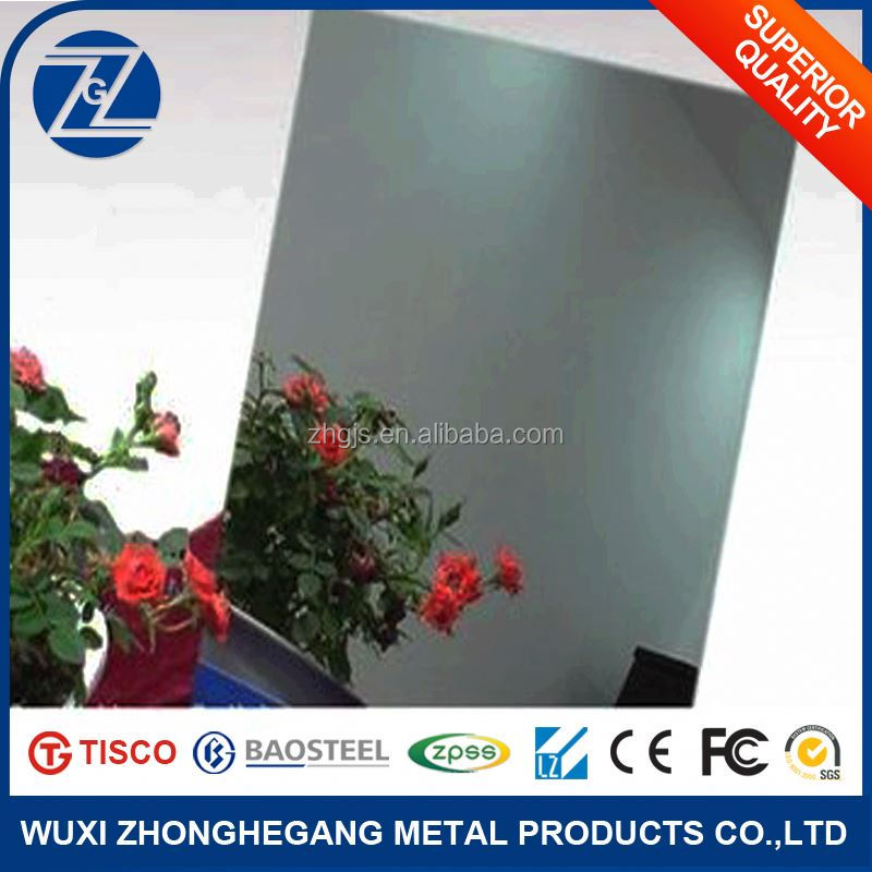 Acid-Pickling 321/301 Stainless Steel Industrial Sheet From Baosteel