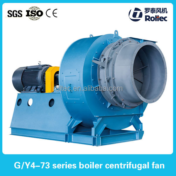 Industrial Centrifugal Blower : Factory ventilation system industrial centrifugal air