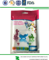 Suitable for pet washing foot anf mouth cleaning flushable wet wipe